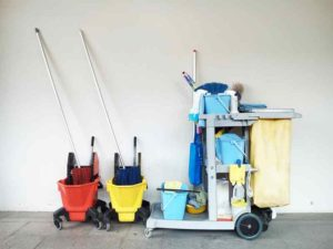 Crawley Cleaning Services Commercial Clean