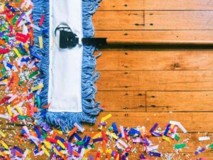 Party Cleans by Crawley Cleaners